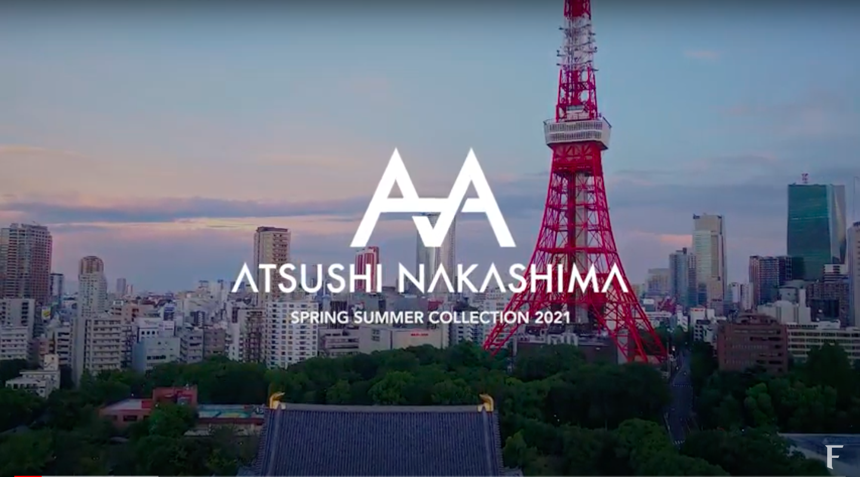 ATSUSHI NAKASHIMA 2021 MILANO DIGITAL RANWAY SHOW
